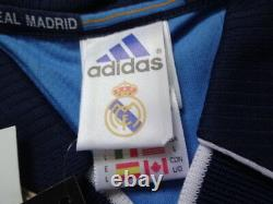 Real Madrid 100% Original Jersey Shirt 1999/2000 3rd L NWT Extremely Rare 2860