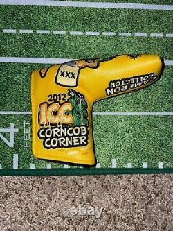 Scotty Cameron ICC 2012 Corncob Jim! New! Extremely Rare