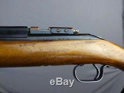 Sheridan BLUE STREAK 5m/m CAL. Air Rifle. 20 Pellet 1960 Extremely Rare