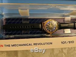Swatch Helmsman YIZ400S Sistem51 Irony Extremely Rare 101/510