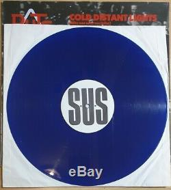 The Ruts, Extremely Rare, Cold Distant Lights, Blue Vinyl, Ltd 200 Copies Only