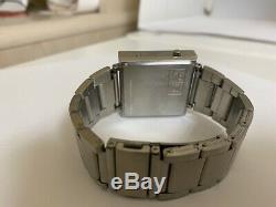 Tokyoflash 1259C Futuristic Robotic Blue LED Watch Design Extremely rare