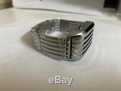 Tokyoflash BLUE BARCODE Watch LED WATCH Extremely rare