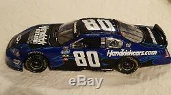 Tony Stewart 2009 #80 HendrickCars. Com Daytona Raced Win 1/24 Extremely Rare