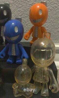 Touma Toumart Zipperman Set First Figure Vinyl Toy kaiju Extremely rare sofubi