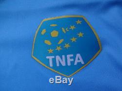 Tuvalu 100% Original Soccer Footnall Jersey Shirt BNWOT L Extremely Rare 1644