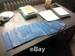U. S. Military WWII Extremely rare ww2 bomb releases and blue prints