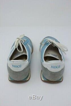 VINTAGE 1982 NIKE DIABLO/WAFFLE RACER SIZE US Extremely Rare Baby Blue