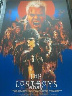 Vance Kelly Lost Boys BE ONE Of US Extremely Rare Blue Variant