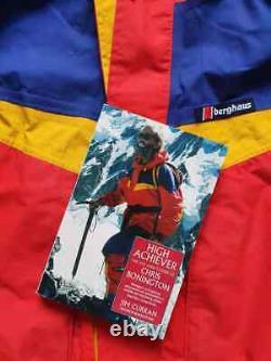 Vintage Berghaus Asgard Extrem Chris Bonington expedition Goretex rare