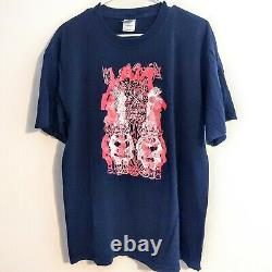 Vintage Hella Zach Hill Death Grips Shirt EXTREMELY RARE Designed by Zach
