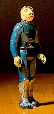 Vintage Star Wars Blue Snaggletooth Kenner 1978. Extremely RARE