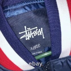 Vintage Stussy Puffer Vest Extremely Rare! Excellent Condition! XL Huf Supreme