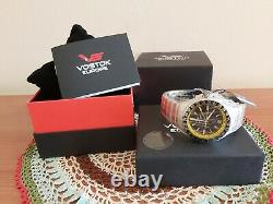 Vostok-Europe TU-144. Reference 2426/0485076. Extremely Rare Watch