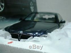 WOW EXTREMELY RARE BMW E60 545i Sedan 2004 Blue 118 Kyosho-Auto Art/GTR/645/745