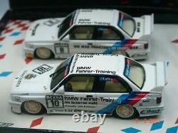 WOW EXTREMELY RARE BMW M3 E30 SE DTM 1990 Soper+Laffite 143 Minichamps-Gift Box