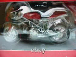 WOW EXTREMELY RARE Ducati 999 Biposto 2004 Red 112 Minichamps-996R/998-Wit's