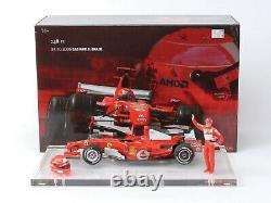 WOW EXTREMELY RARE Ferrari 248 F1 Schumacher Brazil 2006 Final 118 Hot Wheels