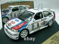 WOW EXTREMELY RARE Ford Escort RS Cosworth WRC #9 Martini Remo 1997 143 Vitesse