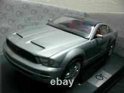 WOW EXTREMELY RARE Ford Mustang GT Targa 2003 Siver 118 Minichamps-Auto Art/RS
