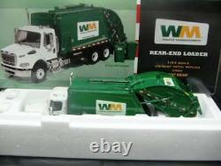 WOW EXTREMELY RARE Mack M2-106 Freightliner Garbage Rear Loader 134 First Gear