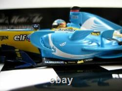 WOW EXTREMELY RARE Renault R26 Fer Alonso GP France 2006 143 Minichamps