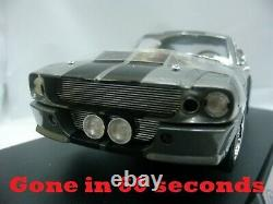 WOW EXTREMELY RARE Shelby GT500E Eleanor Gone in 60 Sec 118 Shelby Collectibles